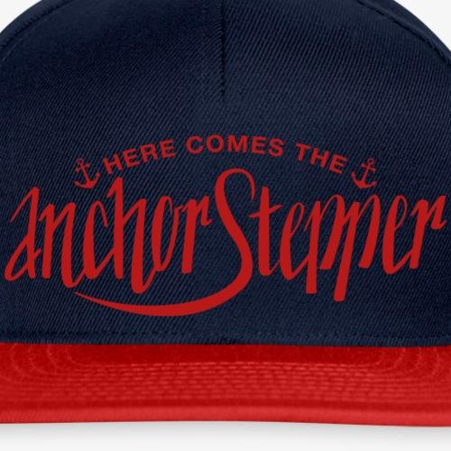 Anchor Stepper -r- - Snapback Cap