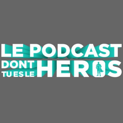 Le podcast dont tu es le héros - Casquette snapback