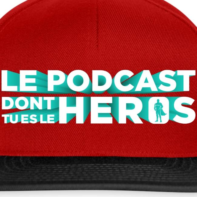 Le podcast dont tu es le héros