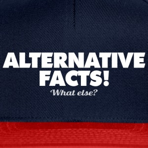 alternative-fakta - Snapback Cap