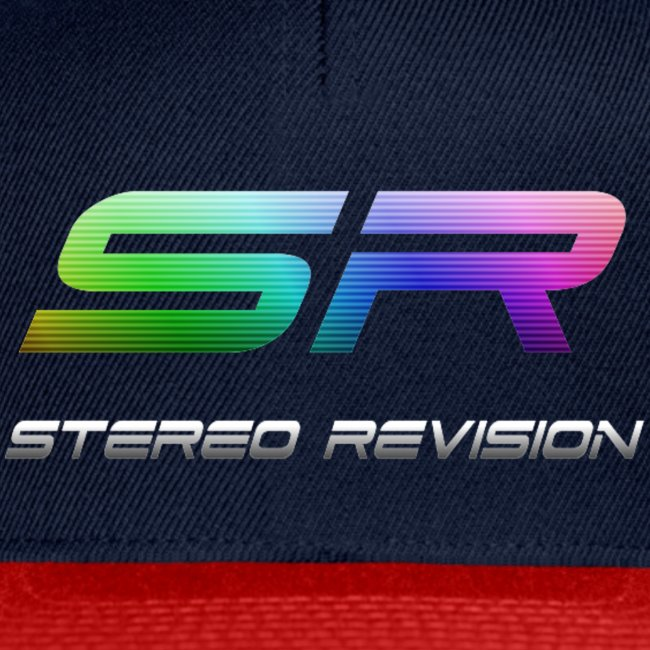 Stereo Revision Logo, colorful
