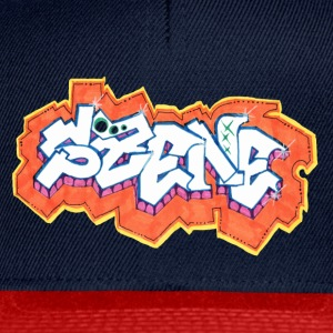 Graffiti - SIR - Snapbackkeps