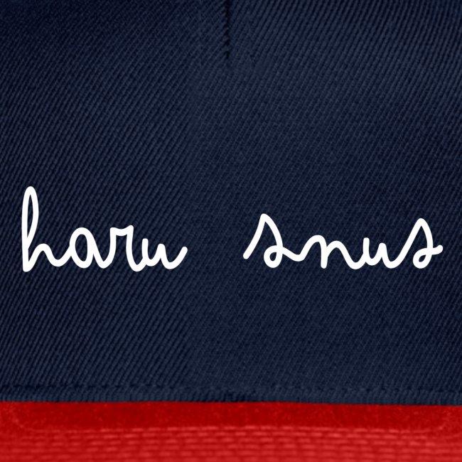 Haru Snus - Font