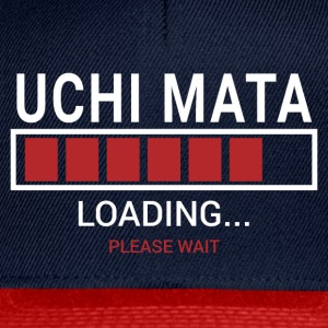 Uchi Mata Loading ... please wait - Snapback cap