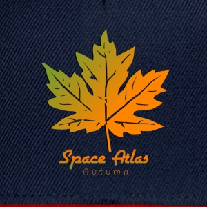 Space Atlas T-shirt Autumn Leaves - Snapback Cap