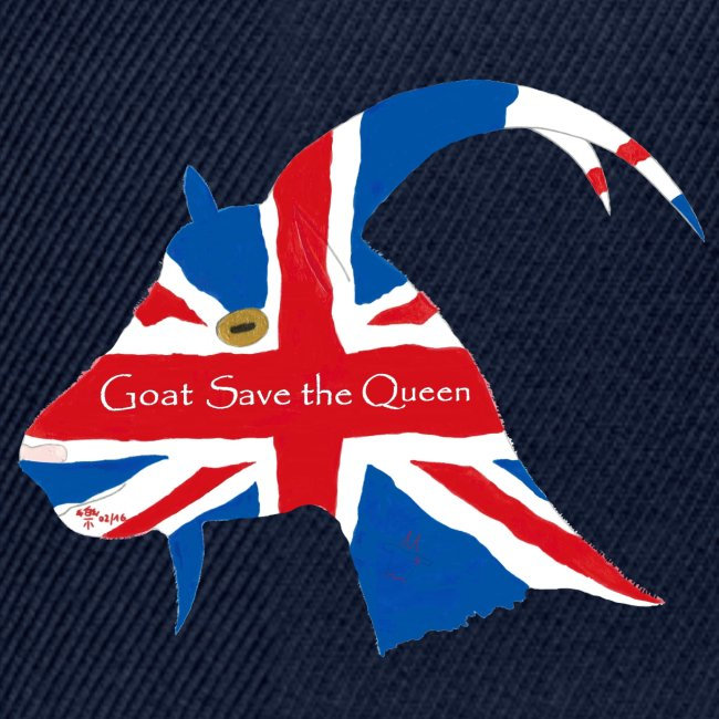 Goat save the Queen