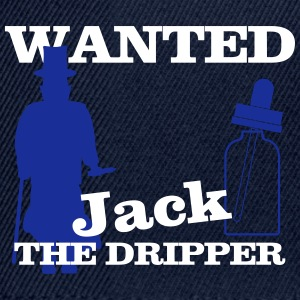 Jack The Dripper - Snapback Cap