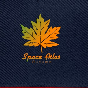 Space Atlas T-Shirt Autumn - Snapback Cap