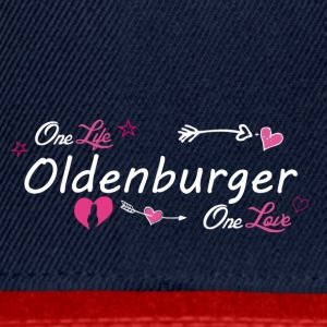 Oldenburger - Snapback Cap