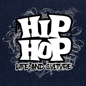 HipHop Life and Culture - Casquette snapback