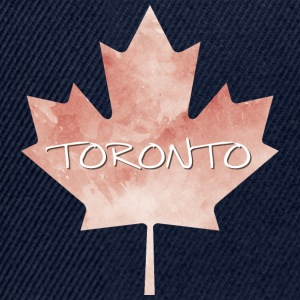 Maple Leaf Toronto - Snapback Cap