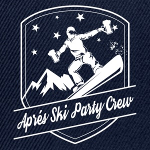 After Ski Party Crew - Snapbackkeps