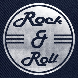 Rock & Roll - Snapback Cap