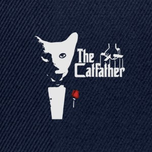 The Catfather - Snapback Cap