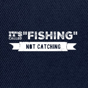 fishing - Snapback Cap