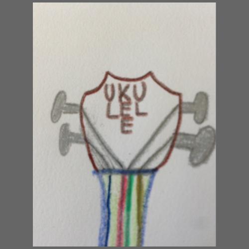 Ukulele - Snapback Cap