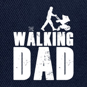 Walking pappa - Snapbackkeps