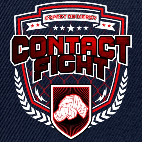 Contact Fight - Knuckles - Snapback Cap