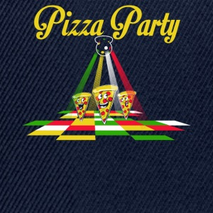 Pizza Party - Casquette snapback