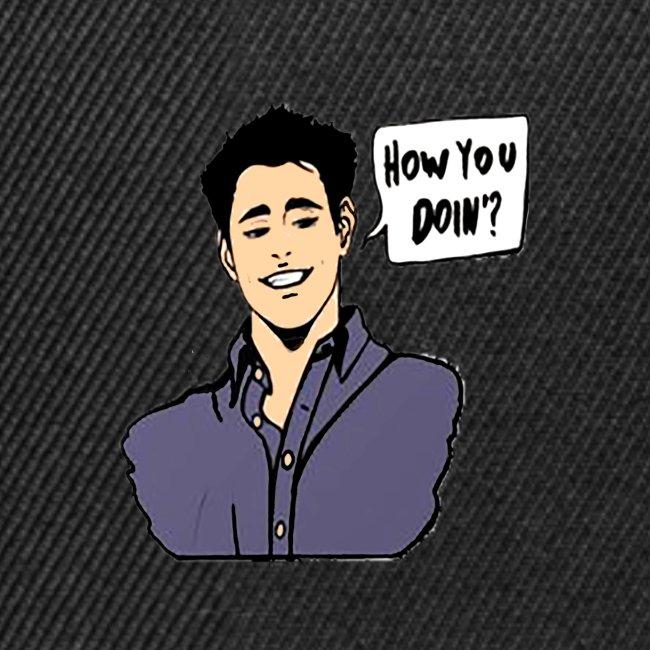How You Doin Best Friend Gift T-Shirt
