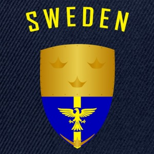 SWEDEN CROWNS SHIELD - Snapbackkeps