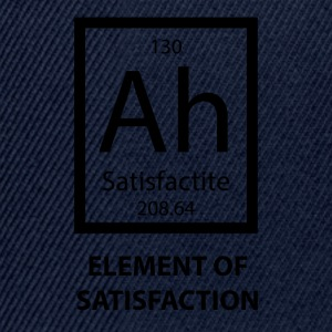 Periodic table: Ag - Element of Satisfaction - Snapback Cap