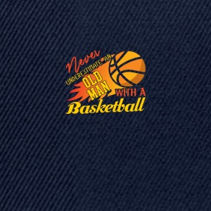basketbal - Snapback cap
