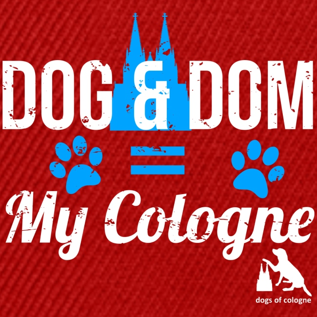 Dog & Dom = My Cologne