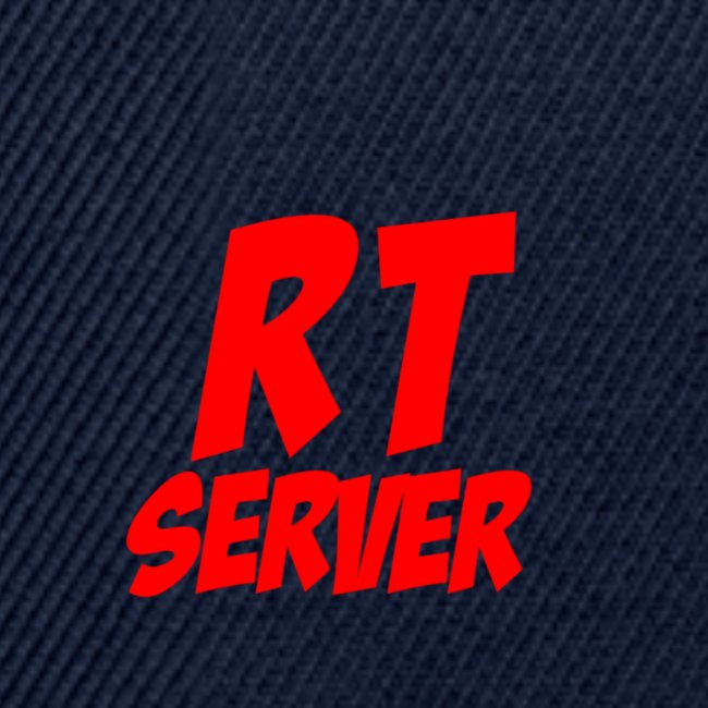 *Limited Edition* RTServer Merch