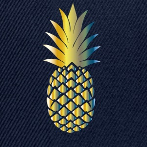 Colorful pineapple - Snapback Cap