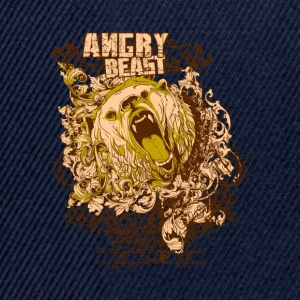 Angry Beast - Casquette snapback