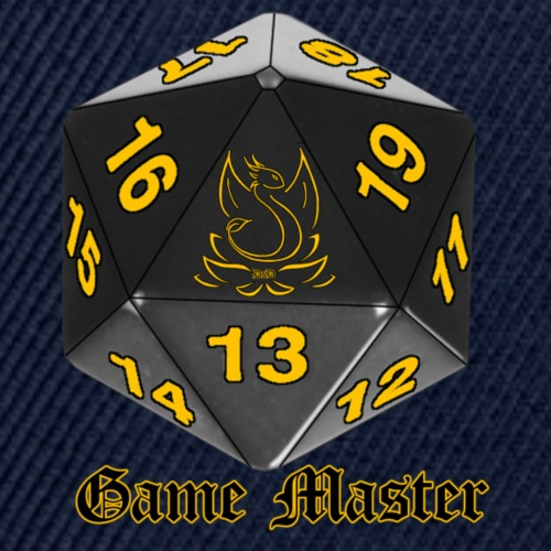 Game master yellow - Casquette snapback