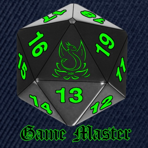 Game master green - Casquette snapback
