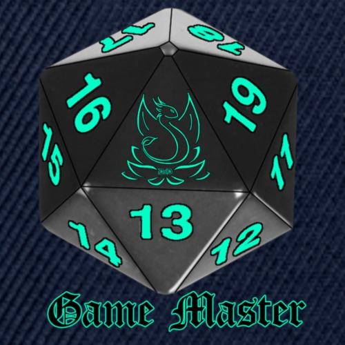 Game master blue - Casquette snapback