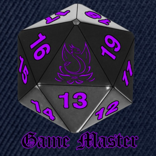 Game master purple - Casquette snapback