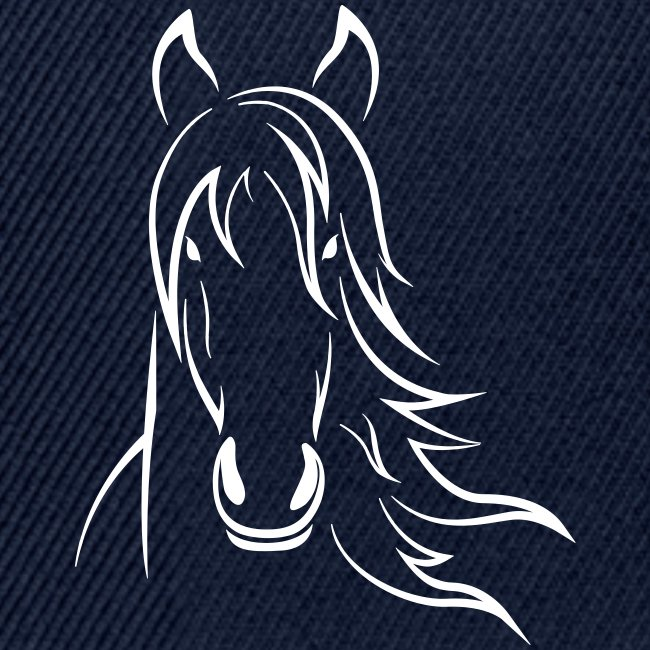 Vorschau: Horse - Snapback Cap