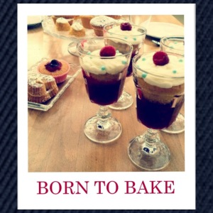 Born to bake - Snapback Cap