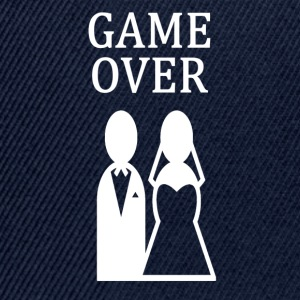 ++GAME OVER++ - Snapback Cap