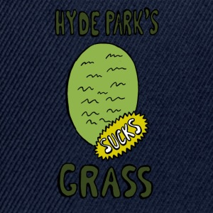 Hyde Park Grass SUGER - Snapback-caps