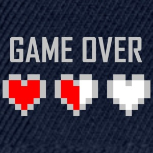 game_over_tshirt_vector_by_warumono1989-d7tn9e8 - Snapback-caps