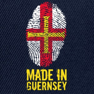 Made In Guernsey / Guernsey - Snapback Cap