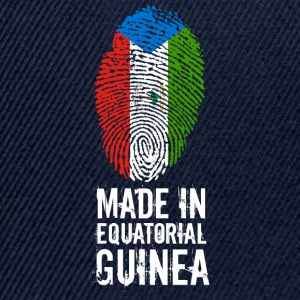 Made In Equatorial Guinea / Equatorial Guinea - Snapback Cap