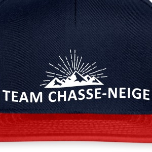 Team snowplow - Snapback Cap