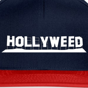 Hollyweed - Snapback Cap