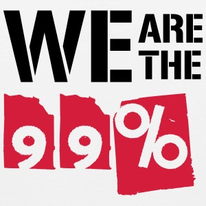 We are the 99 percent - Männer Premium Tank Top
