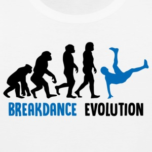 ++ ++ Breakdance Evolution - Herre Premium tanktop