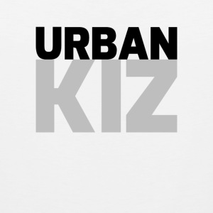 URBAN KIZ - to Dance Shirts - Mannen Premium tank top