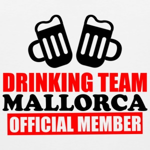 drinking team Mallorca - Men's Premium Tank Top