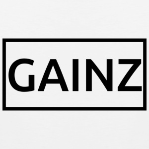 Gainz BonW - Men's Premium Tank Top