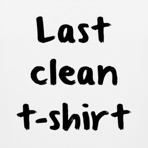 Last Clan T-shirt - Men's Premium Tank Top